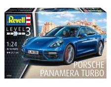 Coches, camiones y furgonetas de automodelismo y aeromodelismo Revell Porsche de escala 1:24