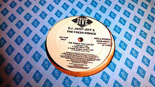 D.J JAZZY JEFF AND THE FRESH PRINCE THE THINGS THAT YOU DO  PROMO  VINYL 12''