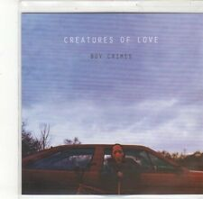 (DK912) Creatures of Love, Boy Crimes - 2012 DJ CD