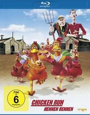 Chicken Run animierte Film Blu Ray-Sealed Region B UK