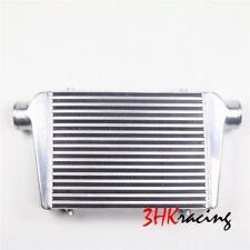 "23x11x3 3"" Inlet & Outlet  Universal Bar&Plate Front Mount Turbo Intercooler"