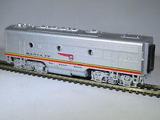 HO Athearn 3202 SANTA FE Passenger Super-Powered F7B Locomotive ATSF LNIOB
