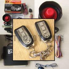 Alarma de Coche y 2 Mandos y Modulo Cierre Centralizado Universal YK49