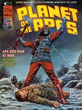 Planet Of The Apes #11 August 1975 Comics and Photos Inside