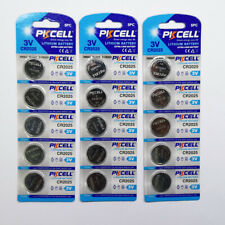 CR2025 High Capacity Lithium Cell batteries - 15 New Batteries!