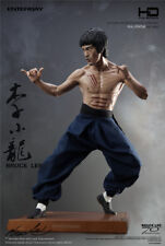 Open Box Enterbay HD-1002 1/4 Bruce Lee Statue HD1002