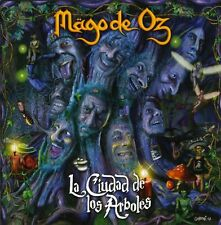 Mgo de Oz, Mago De - Ciudad de los Arboles [New CD]