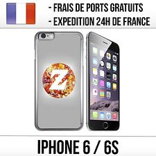 Coque iPhone 6 et 6S - Dragon Ball Z logo