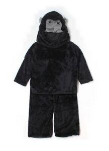 EUC Pottery Barn Kids GORILLA King Kong 3pc Halloween Costume Size 4-6 VHTF