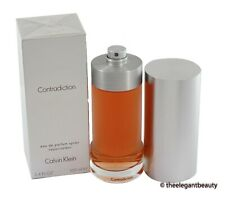 Contradiction by Calvin Klein Edp 3.4oz/100ml Spray for Women New In Box