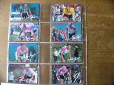 lot de 8 télécartes Allemagne-Tour de France97-(thème cyclisme)