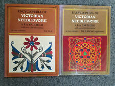 Encyclopedia of Victorian Needlework 2 Vol. Caulfield Paperback SCA