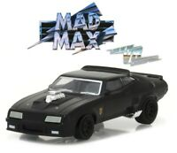 Mad Max Last of the V8 Interceptors 1972 Ford Falcon XB 1:64 Scale Diecast Car