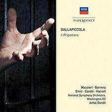 Amtal Dorati - Dallapiccola: Il Prigioniero [New CD] Australia - Import