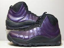 Nike Shoes - 2013 Air Max Foamposite ACG Bakin Boot Eggplant - Purple - Size 9.5