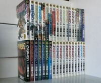 Berserk Latest Full Lot Complete Set Vol.1-39 Manga Comic Japanese Edition