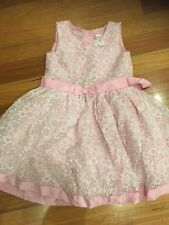 Tatget Barbies Dress Size 8 Girls Pink Birthday Party Xmas Good Condition  $49