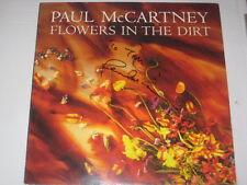 PAUL McCARTNEY Flowers In The Dirt LP signiert AUTOGRAMM signed AUTOGRAPH InPERS