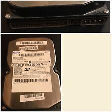 Hard Disk Interno 80 Giga Samsung per Pc Computer Fisso Desktop Dati
