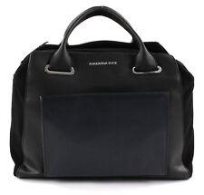 MANDARINA DUCK Forma Shoulder Bag  Black