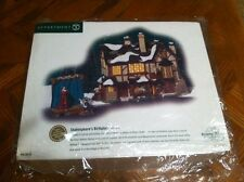 Dept 56 Shakespeare's Birthplace #56.58515 - New - Lmt Edt- Very Rare!