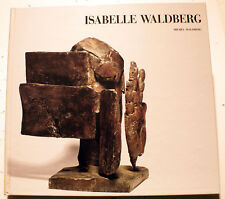 ISABELLE WALDBERG/M.WALDBERG/ED DE LA DIFFERENCE/1992/TRES BEAU!/SCULPTURE
