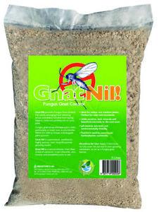 Gnat Nil - Fungus Gnat Control - Fungus Gnat Barrier