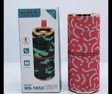 wireless speaker, phone call, digital recording, auto dyne, colorful,fun,