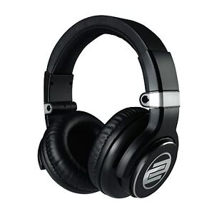 Reloop RHP-15 Professional DJ Headphones w/ detachable cable & carry pouch