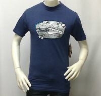 Fender Men's Vintage Retro Music Embroidered Graphic T-Shirt, 50s Art Deco
