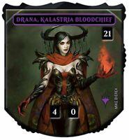 1x Ultra Pro - Relic Tokens: Legendary Collection - Drana, Kalastria Bloodchief