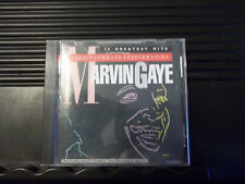Marvin Gaye 15 Greatest Hits Compact Command  Performances Canada Cinram Taml CD