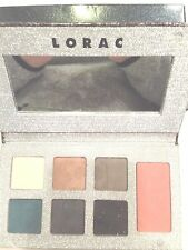 Lorac Multi-Platinum Palette - 6 Eye Shadow, 1 Blush, Beautiful and Full Size!