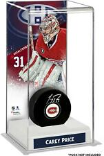 Carey Price Montreal Canadiens Deluxe Tall Hockey Puck Case - Fanatics
