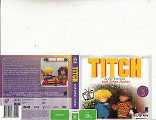 Titch-Volume 3-1997/2000-TV Series UK-[70 Minutes]-DVD