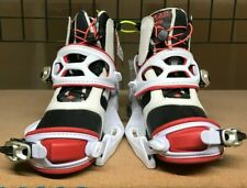 HYPERLITE WEBB BOOTS WITH SYSTEM WAKEBOARD BINDINGS --- SLIGHTLY USED!!!