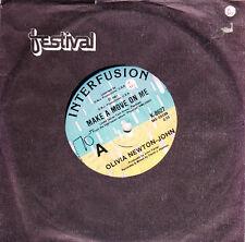 OLIVIA NEWTON JOHN - MAKE A MOVE ON ME - ORIG OZ 45RPM - SMASH HIT