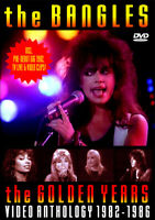 THE BANGLES THE GOLDEN YEARS VIDEO ANTHOLOGY 1982-1986 DVD SVD-023 WANT YOU