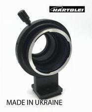 Hartblei  Adapter Pentacon 6 Six Lens to Canon EOS M Camera w/ Tripod 360 Rotate