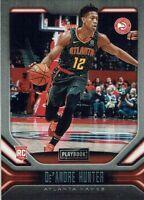 NBA Panini Chronicles 2019/2020 Rookie Card De'Andre Hunter No. 182