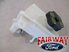 06 thru 11 Focus OEM Genuine Ford Power Steering Fluid Reservoir Bottle with Cap