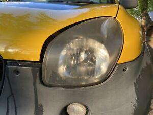 99-01 OEM Left Front Headlight Assembly Driver Side LH ISUZU VEHICROSS #622E