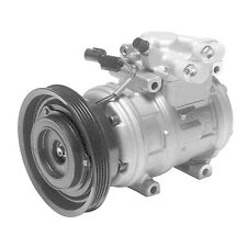 DENSO 471-0272 New Compressor And Clutch