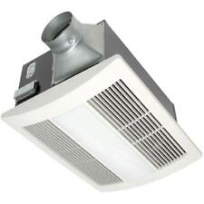 Panasonic WhisperWarm Lite 110 CFM Ceiling Exhaust Fan with Light and Heater
