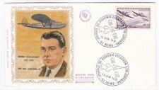 France Aviation Pioneer Henri Guillaumet first day Cover postal history 1978 FDC