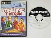 Airline Tycoon PC Game VGC Fast Free UK Delivery