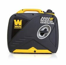 WEN 56200i INVERTER GENERATOR 1600/2000 WATTS PORTABLE CAMPING QUIET TRAVEL