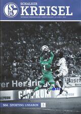 Schalker Kreisel + 21.10.2014 + FC Schalke 04 vs. Sp.Lissabon + Champions League