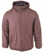 ESPRIT Mens Windbreaker Jacket Size 40 Large Brown Nylon  DV05