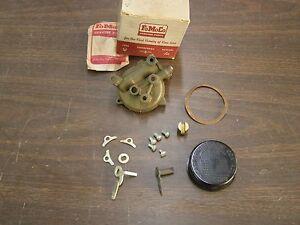 NOS OEM Ford 1957 Fairlane + Thunderbird Holley 4V Carburetor Choke Assembly